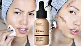 BEST FOUNDATION EVER? | THE ORDINARY COVERAGE FOUNDATION