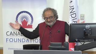 CIF Lecture With Tarek Fateh Part 1