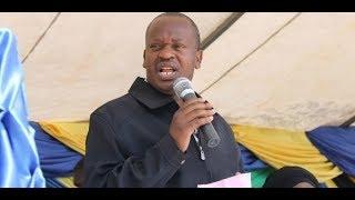 LIVE: Mbele ya Rais Magufuli Spika Ndugai amesema
