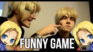Funny Game - Hetalia Live Cosplay