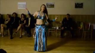Orientální tanec: Petra Tesařová, Tanyeli