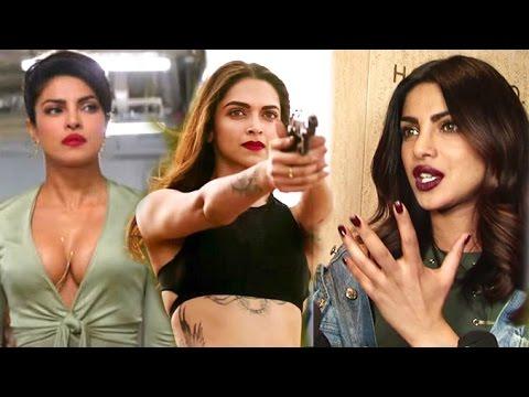 Xxx Mp4 Priyanka Chopra S Reaction On Baywatch Trailer Deepika Padukone S XXX 3 Movie 3gp Sex