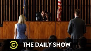 Outrage Court - Trigger Warnings: The Daily Show