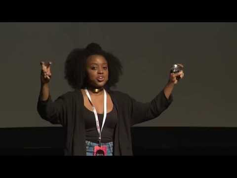 I Like Myself, America and You Can't Stop Me. | Quinta Brunson | TEDxUCSD