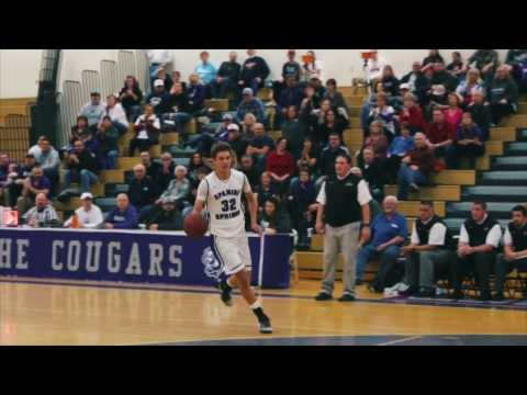 Spanish Springs Cougar Basketball vs Douglas Tigers 2017 - Highlight Tape - Chef Films