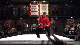 BLOODSPORT (1988) - All Fights - REDUX [Van Damme] HD