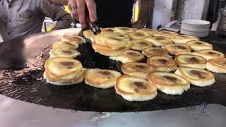 Super Burger  🍔 of pakistan chowk | street food of karachi, pakistan 🇵🇰