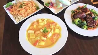 Pure thai San Diego Food