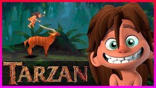 Disney's Tarzan #01 - TARZANNNNNN DE PLAY 1 (BR) [2016]
