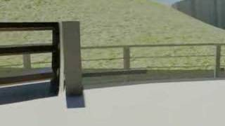 蘭陽技術學院建築畢業設計福隆規劃案模擬