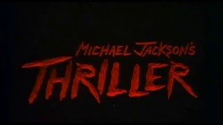Musicless Musicvideo / MICHAEL JACKSON - Thriller
