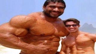10 Biggest Body Builders You Won