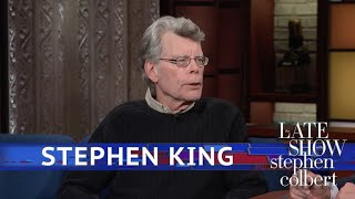 Stephen King Got Blocked On Twitter By Trump