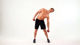 How to Do a Dumbbell Side Bend   Ab Workout