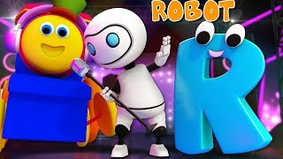 Phonics Letter R | Learning Street With Bob | Videos For Toddlers | Alphabet Songs by Kids Tv