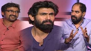 Directors Teja & Krish interview Rana on ' The Ghazi Attack ' - TV9