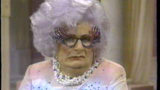 Dame Edna Time - February 1993 - with Roseanne & Tom Arnold
