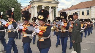 Concert of the Royal Military Orchestra of the Netherlands 2018 S.Daukanto aikste