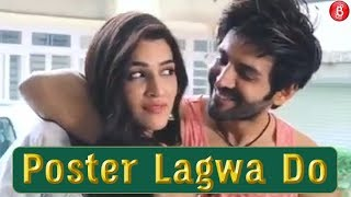 Poster Lagwa Do Song | Kartik Aaryan & Kriti Sanon Announce The Release Date