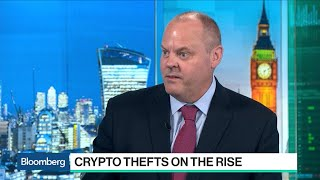 CipherTrace CEO Tackles the Rise in Crypto Thefts