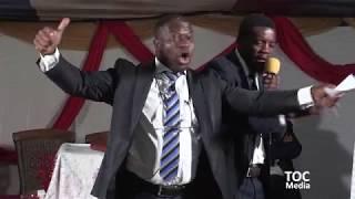 Evangelist Maphanga - No Sword In David's Hand (MUST WATCH)