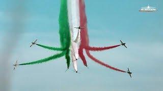 Frecce Tricolori Viva Lignano 2017