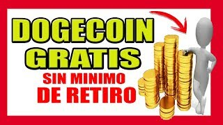 Bycryp Faucet | Dogecoin GRATIS Sin Mínimo de Retiro + Pago en Vivo