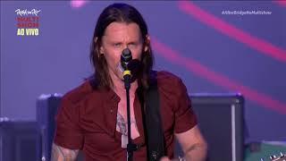 Alter Bridge Live At Rock In Rio 2017  Full HD 1080i Show Completo (Full Concert) 22 09 2017