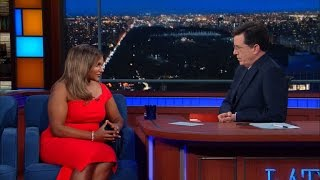 Mindy Kaling Has Some Issues With Stephen