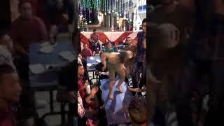 رقص جامد اوي | من الشبل حوده مصلحه | تقيل علي اي حد بيرقص | مهرجان سبع فركات حاله وتس اب 2018