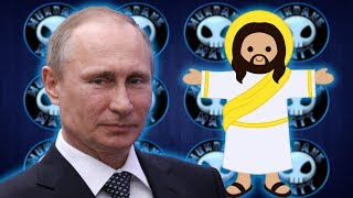 Russian man convicted for sharing satirical memes of Jesus