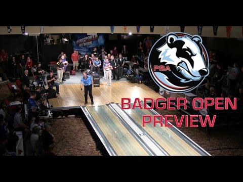 2015 PBA Badger Open Preview