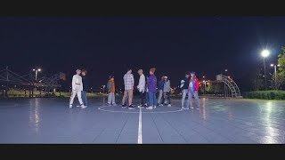 B1A4 - Rollin' 안무 영상 (Dance Practice Video)