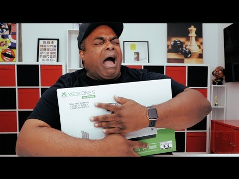 Xxx Mp4 Crying Over The Xbox One S ALL DIGITAL Edition Disc Free 3gp Sex