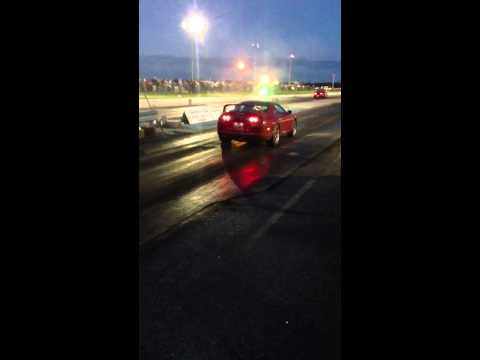 Supra blows differential