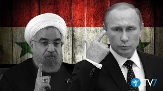 Jerusalem Studio 274 - Russian-Iranian relations amid gains in the Syrian civil war