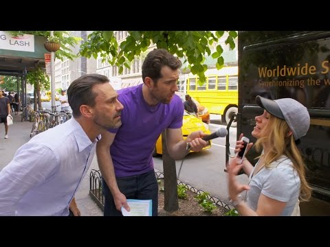 Xxx Mp4 Billy On The Street Would You Have A Threesome With Billy And Jon Hamm 3gp Sex