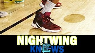 Nightwing Knows | Thoughts on the Nike LeBron 13