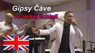 Gipsy Čáve   vo Velkéj Británii - crazy video 2016