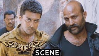 Rowdies Kidnap Samantha To Catch Surya - Latest Telugu Movie Scenes