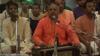 Hare Krishna Kirtan by Sachi Kumar Prabhu on Day 3 of ISKCON Mira Road Kirtan Mela 2016
