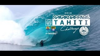 2016 Sparkgreen Tahiti Challenge Final Day