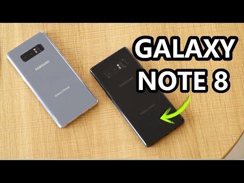 Samsung Galaxy Note 8 - VALE LA PENA POR 1000€ ??