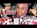 KFC DUNK & DIP with CRUNCHY SHRIMP NUGGETS | EATING SHOW