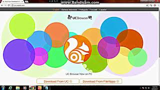 HOW TO DOWNLOAD UC BROWSER FOR PC/LAPTOP WINDOWS 7/8.10