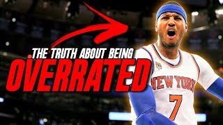 The Truth About Being An Overrated NBA Player