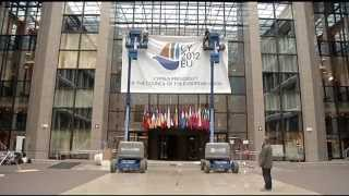 Interpreting for the EU-Presidency - a look behind the scenes