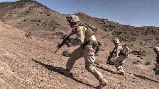 US Marines Military Tactics –