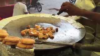 Making Aloo Chaat/Potato Chaat Recipe