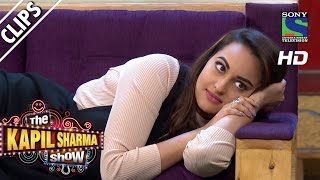 Meet Sonakshi, the multitasker -The Kapil Sharma Show-Episode 38 -28th August 2016